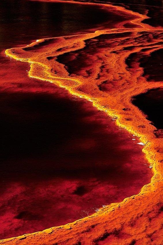 Inferno - La mirada oculta - Daniel Montero , Fotografía