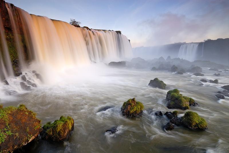 Iguazú - Conversaciones privadas con la Naturaleza - Daniel Montero , Fotografía