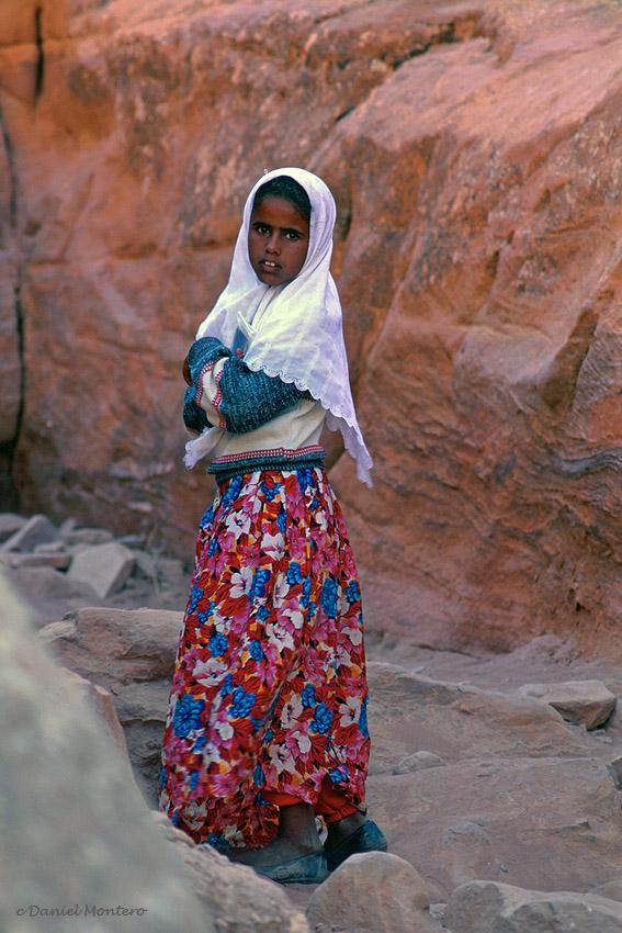 Caminando por Petra - Historias nunca contadas - Daniel Montero , Fotografía