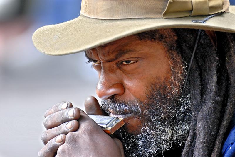 Blues desde San Francisco - Historias nunca contadas - Daniel Montero , Fotografía