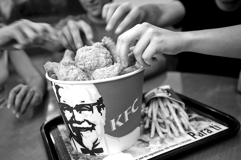 KFC deco restaurantes - alimentación - david muncharaz, FOTÓGRAFO