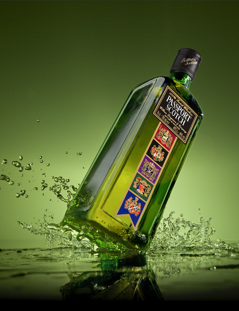 PASSPORT whisky - bebidas - david muncharaz, FOTÓGRAFO