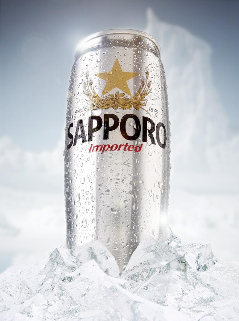 SAPPORO Beer - bebidas - david muncharaz, FOTÓGRAFO