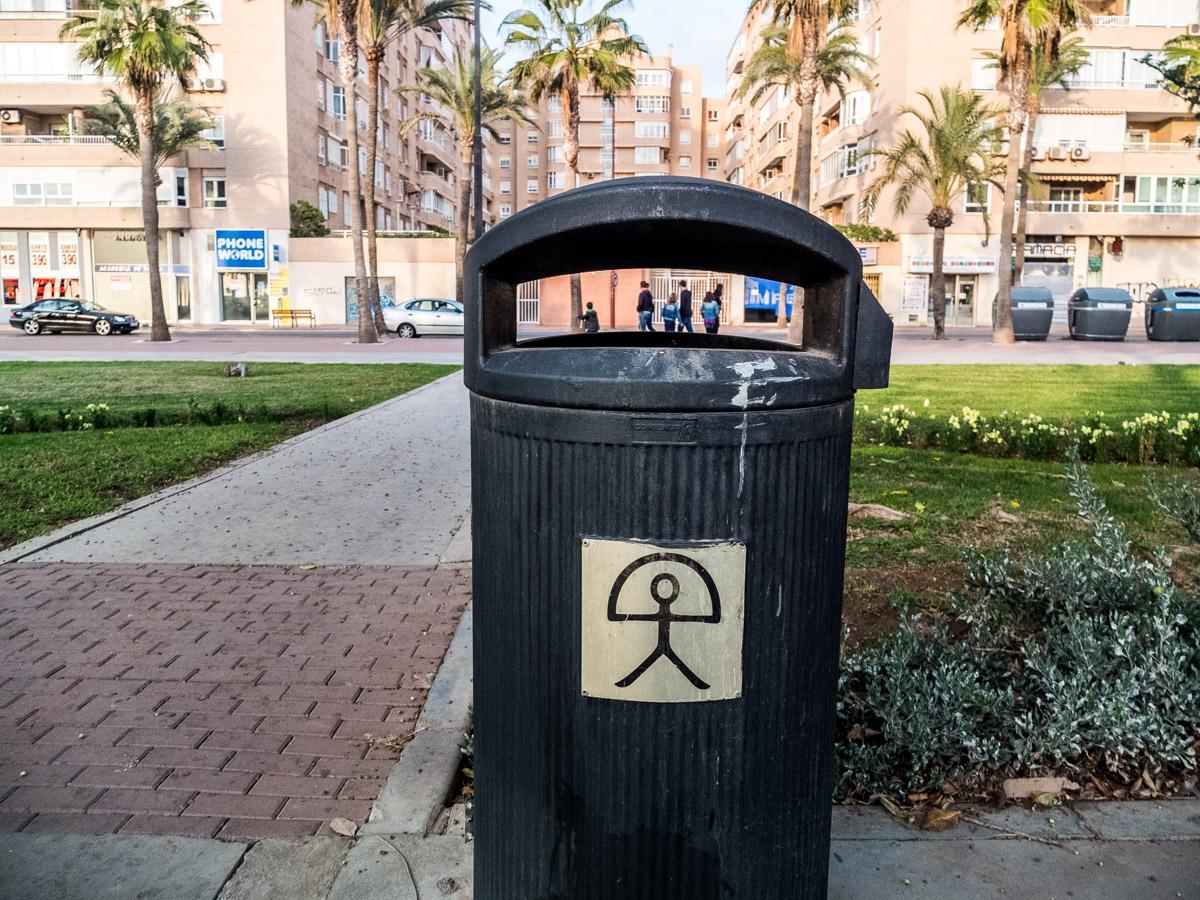 Diciembre 2016, Avda. Cabo Gata, Almería - TOP MENSUAL - davidortega, fotografía