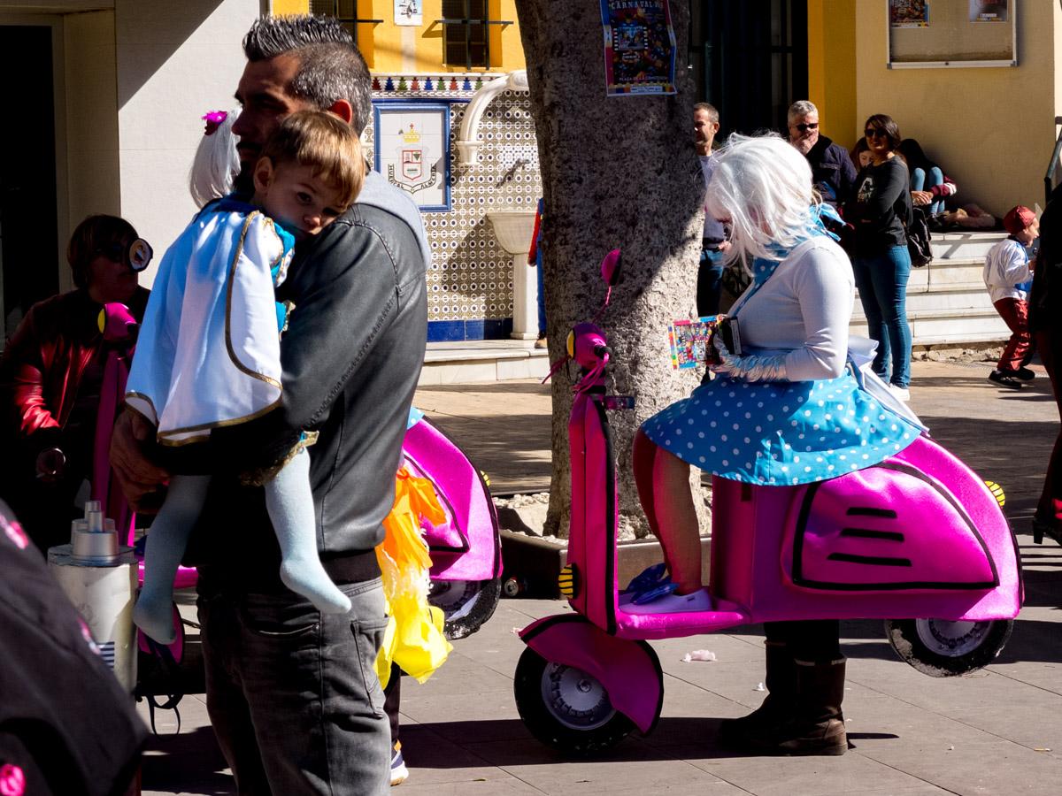 Febrero 2018, Carnaval de Huercal de Almería - TOP MENSUAL - davidortega, fotografía