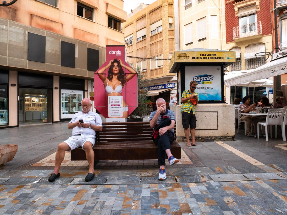 Octubre 2018, Plaza San Sebastian, Cartagena - TOP MENSUAL - davidortega, fotografía