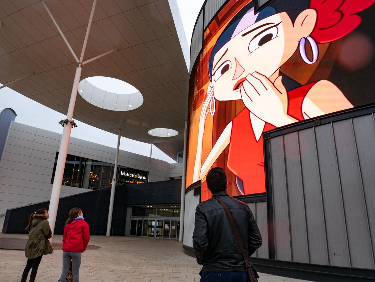 Marzo 2019, Centro Comercial Torrecárdenas, Almería - TOP MENSUAL - davidortega, fotografía