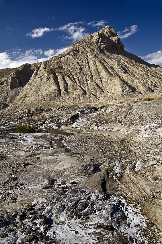 el azul y el desierto - tierra Natural - Exposicion Tierra natural