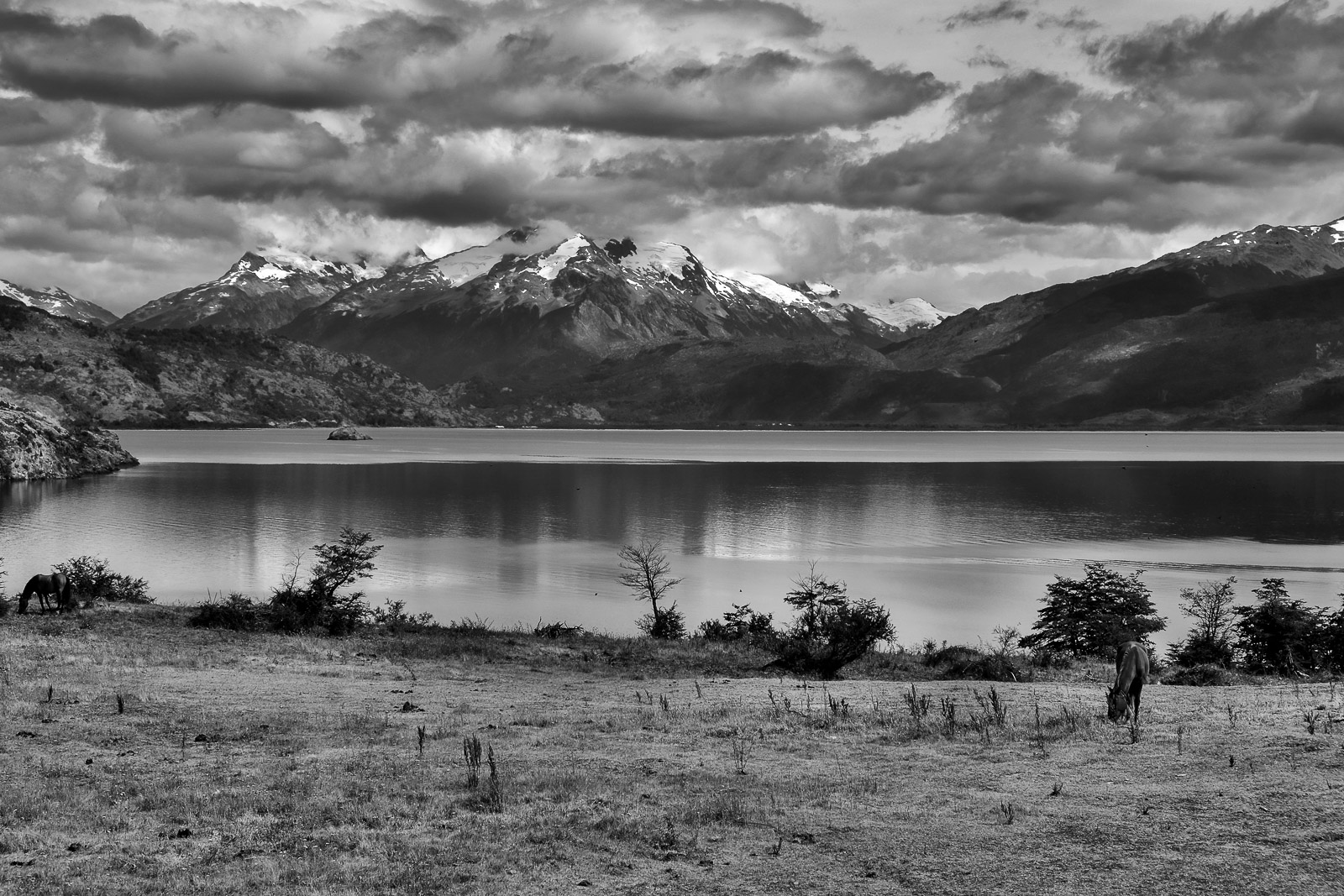 Lago General Carrera. Aysén.  - Aysén - Eduardo Cerda. Fotografías de Aysén.Chile.
