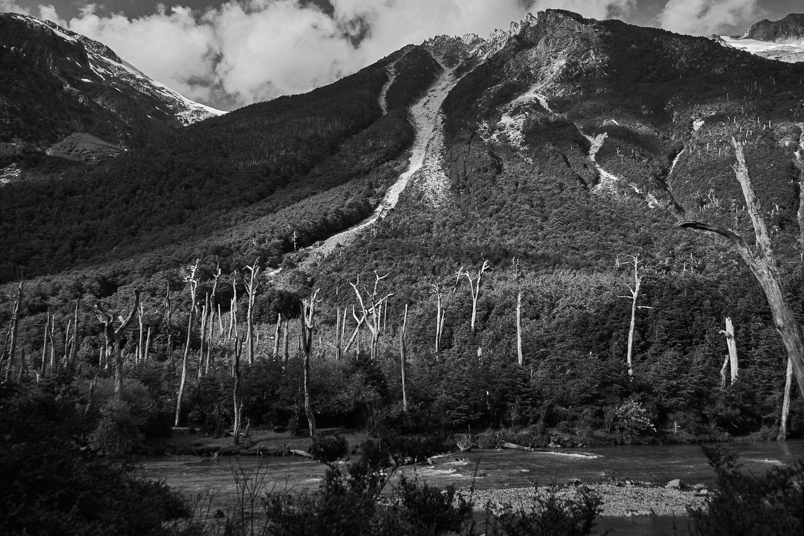 Río Ibáñez. - Aysén - Eduardo Cerda. Fotografías de Aysén.Chile.