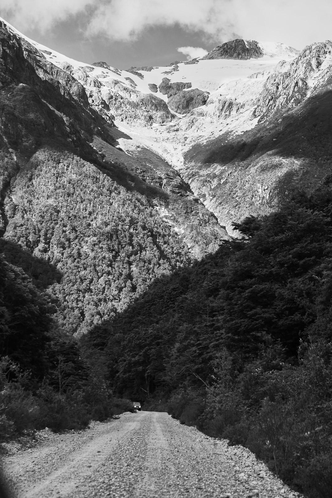 Carretera Austral. Aysén. - Aysén - Eduardo Cerda. Fotografías de Aysén.Chile.