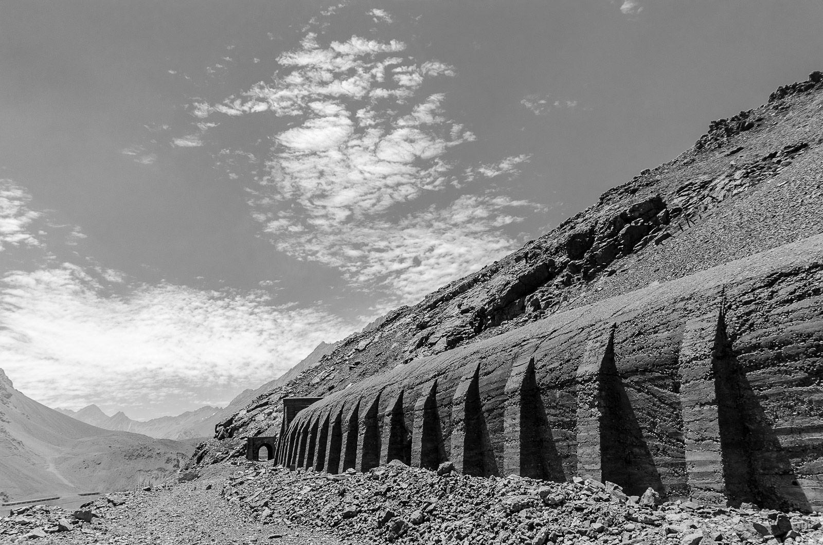 Ferrocarril Trasandino - Eduardo Cerda-Sánchez, Fotografia