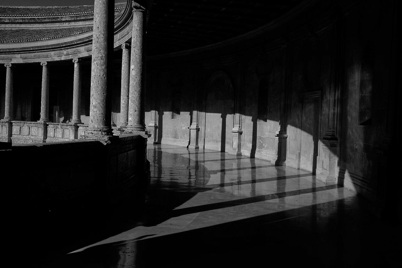 Palacio de Carlos V, La Alhambra. Granada, España. - Single Shot - Eduardo Cerda-Sánchez, Fotografia
