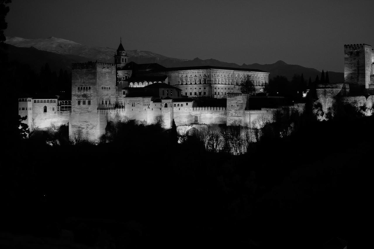 La Alhambra, desde el Mirador San Nicolás. Granda, España. - Single Shot - Eduardo Cerda-Sánchez, Fotografia