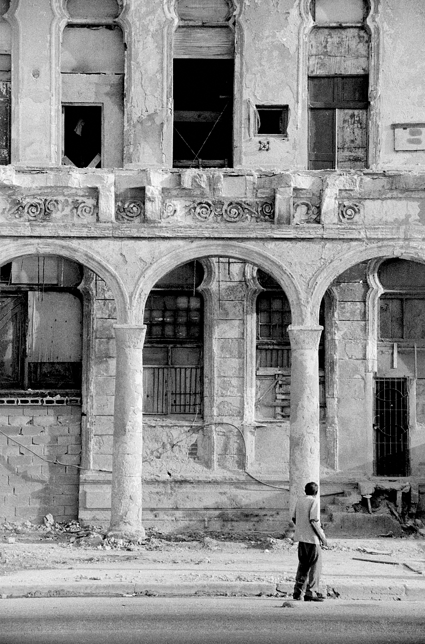 Malecón. La Habana, Cuba. - Cuba  - Eduardo Cerda-Sánchez, Fotografia