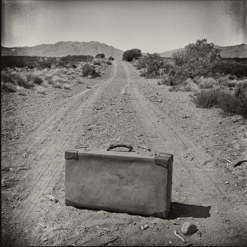 ¿ha visto usted esta maleta? - e l d e   g e l o s
