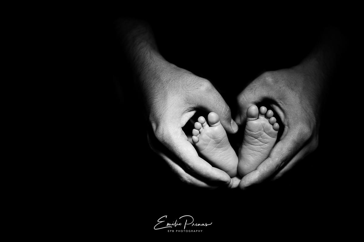 recien nacido - Emilio Prenas,EPBPhotography,fotos de recién nacido,fotos de bebes