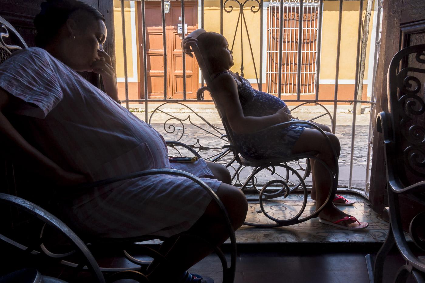 Casa de maternidad - Cuba - Pedro J. Fernández, Fotografía