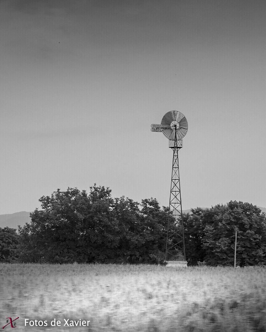 A voltes - Blanco y negro - Fotos de Xavier. Fotografia de naturaleza y paisaje en blanco y negro. Xavier Linares