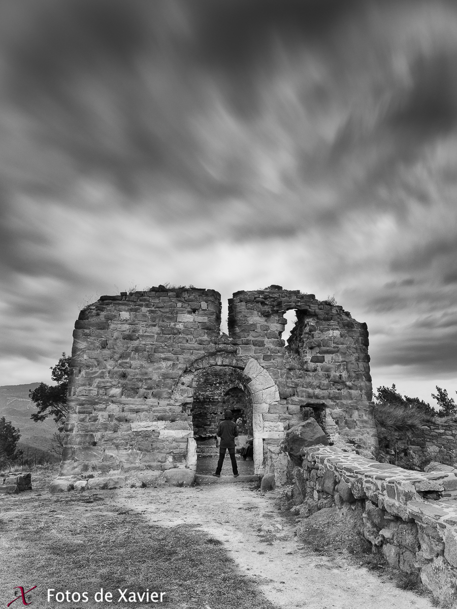 Sant Bartomeu - Blanco y negro - Fotos de Xavier. Fotografia de naturaleza y paisaje en blanco y negro. Xavier Linares