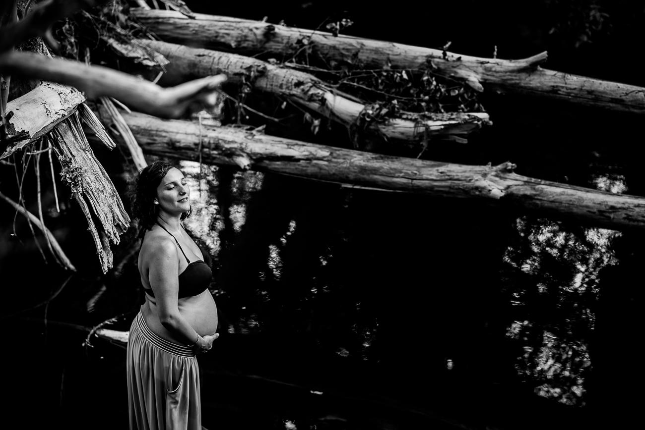 EMBARAZO - Gaby Riva, Fotografia documental de Familia