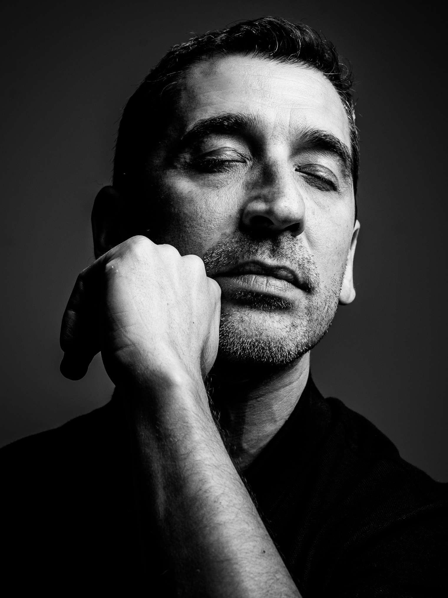 Ángel Sanzo - PORTRAIT - GABY MERZ, circus photography