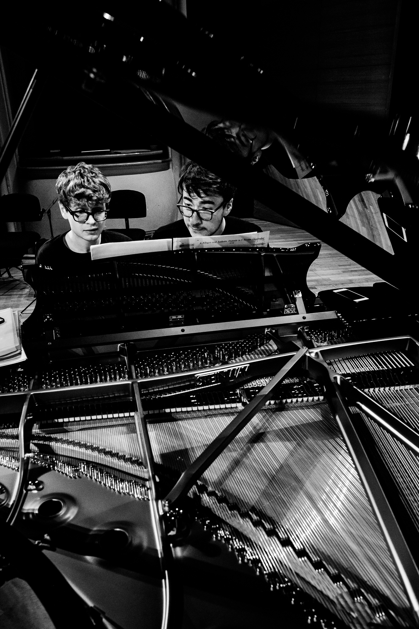 CONCERT - GABY MERZ, circus photography