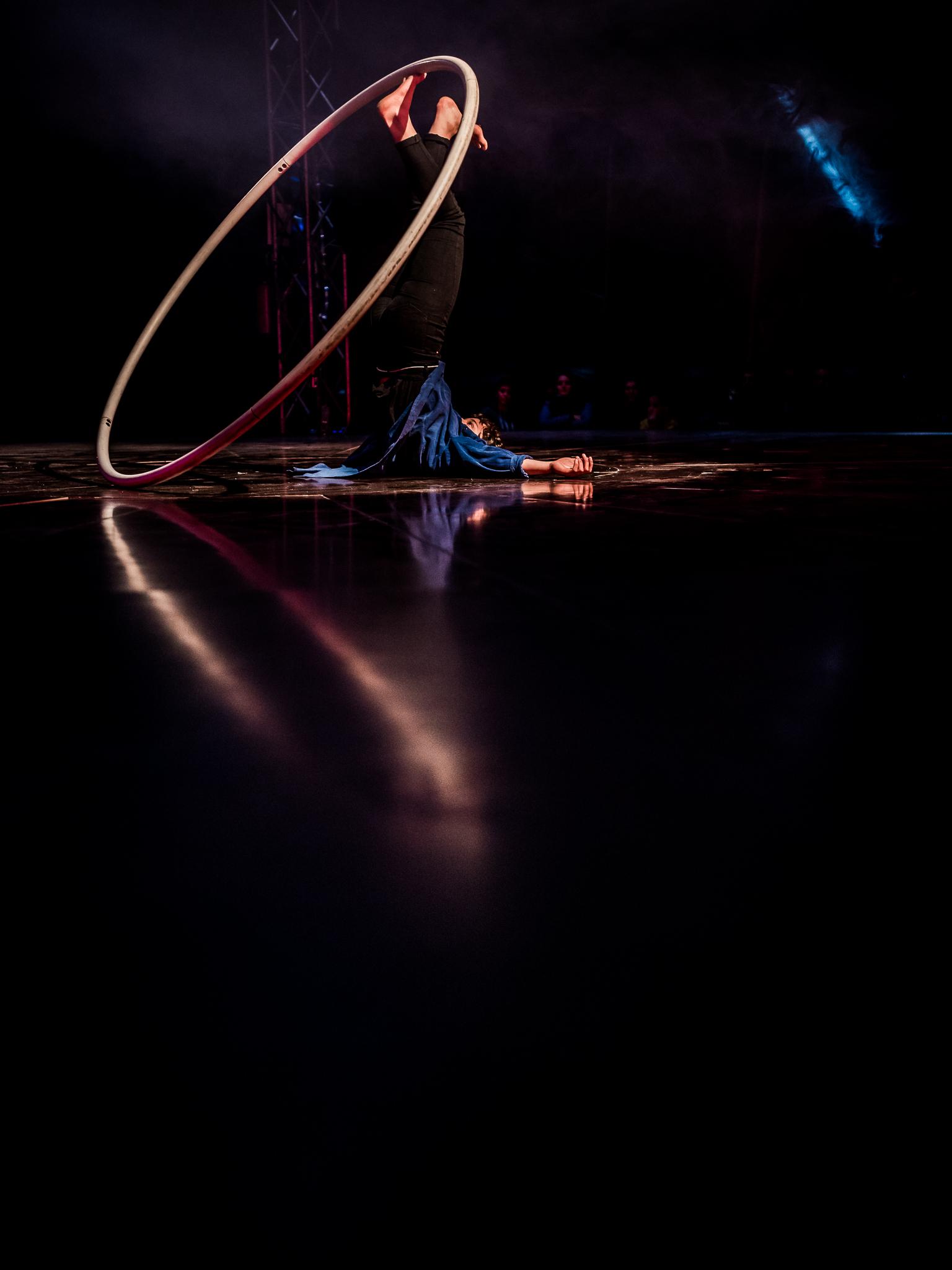 PRACTICE - GABY MERZ, circus photography