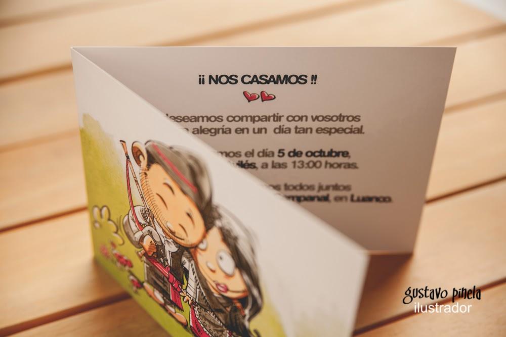 Modelo: Orígenes - Gustavo Pinela, ilustrador