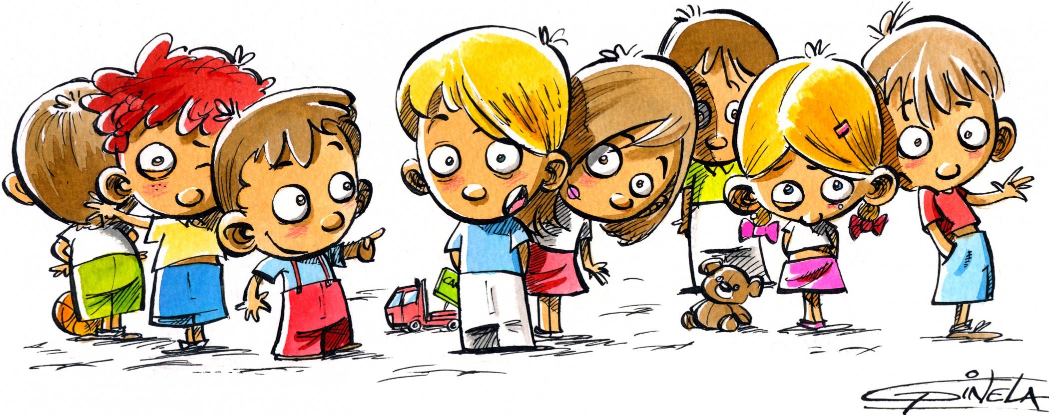 Estudios - Gustavo Pinela, ilustrador