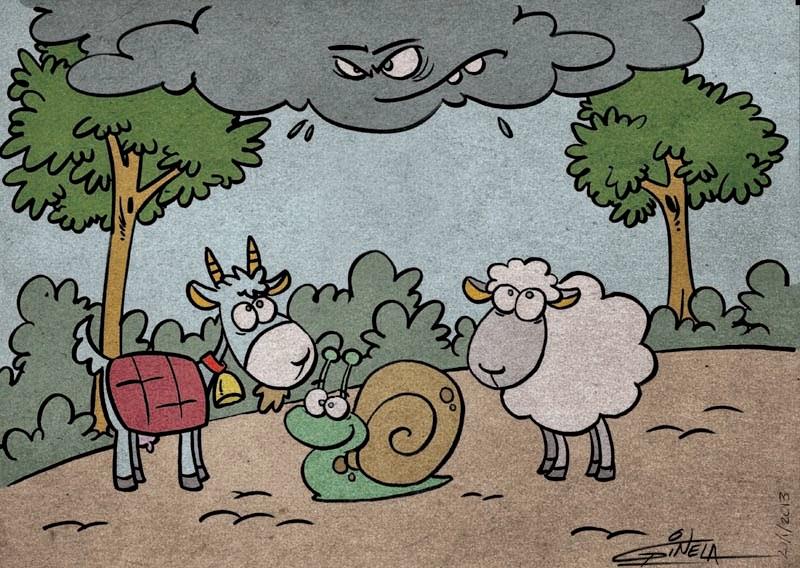 Encargos - Gustavo Pinela, ilustrador