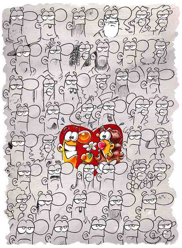 Humor - Gustavo Pinela, ilustrador