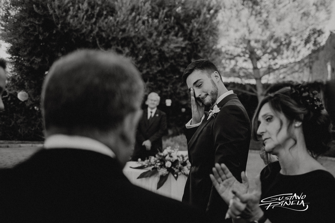 Bodas - Gustavo Pinela. Natural and spontaneous wedding photography