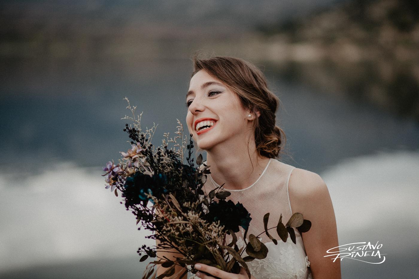 Bodas - Gustavo Pinela. Fotografía de bodas tan naturales como tu