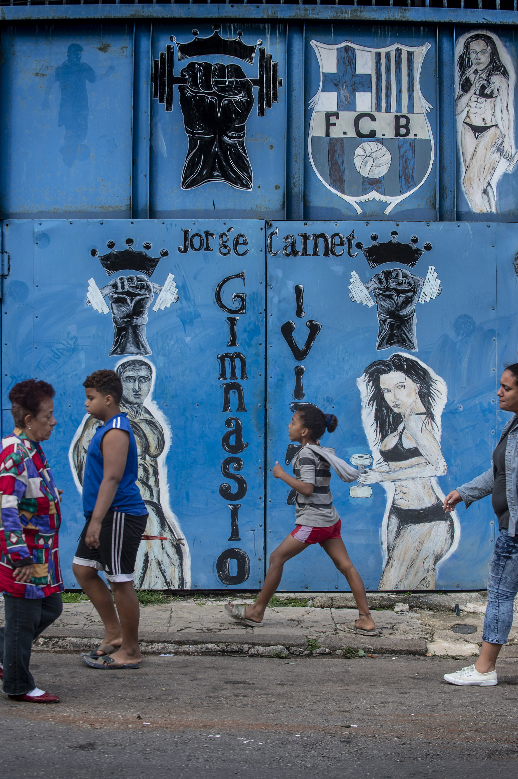 La Habana 08 - Prints 2. Ethnoland - Hector Garrido, Aerial and human photography