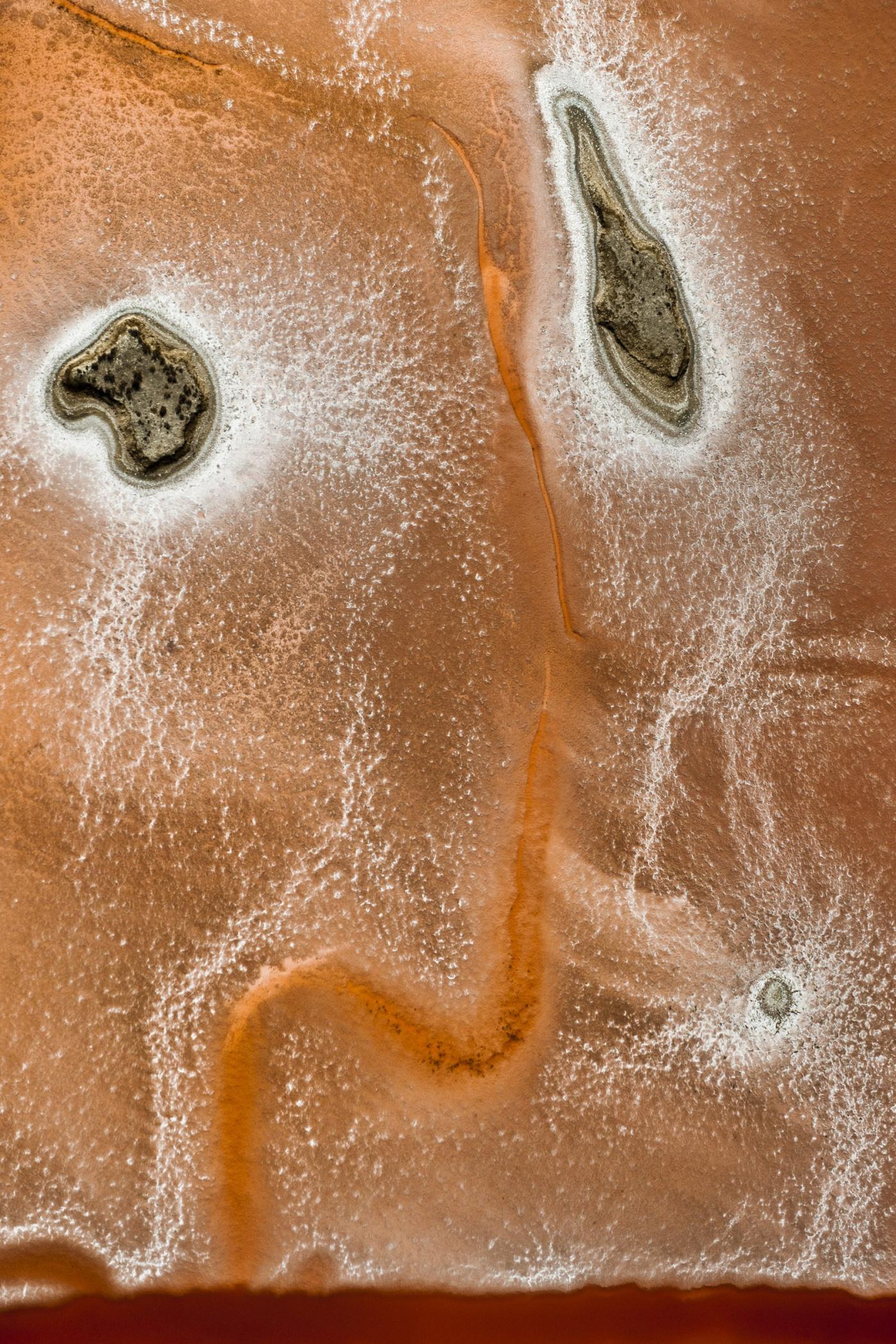 Lágrima de un hombre meditabundo - Author series 1. Fractals - Hector Garrido, Aerial and human photography