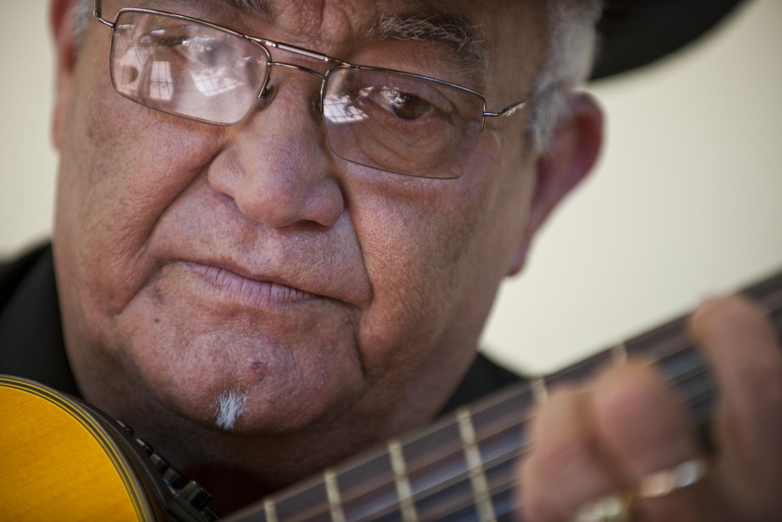 Eliades Ochoa, musician - Illuminated Cuba - Hector Garrido, Aerial and human photography