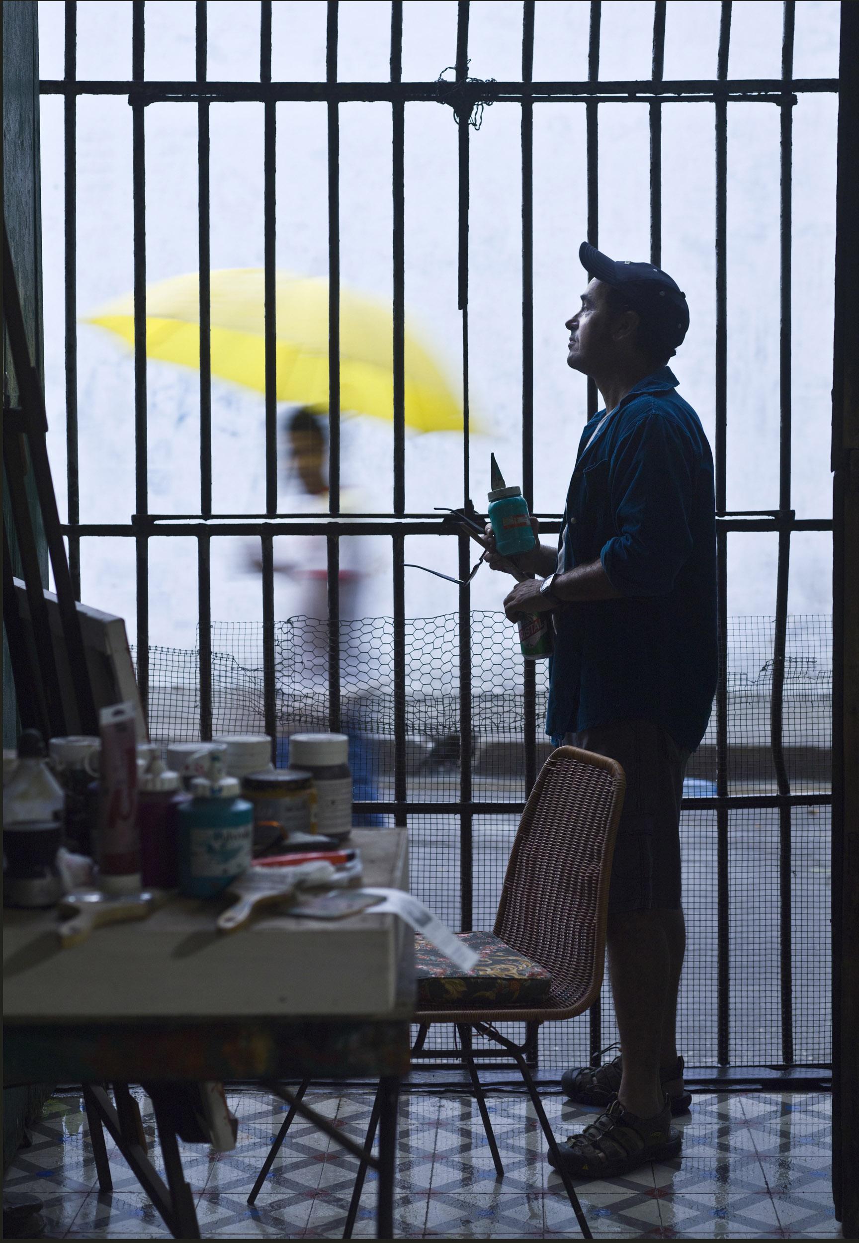Eduardo Abela, painter - Illuminated Cuba - Hector Garrido, Aerial and human photography