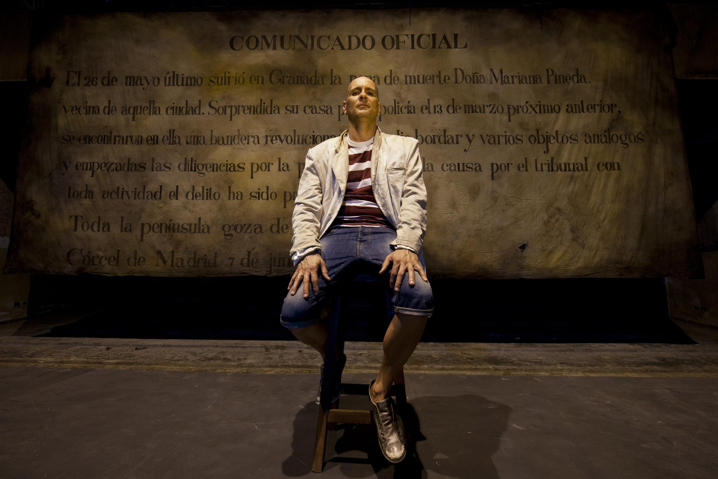 Raúl Martín, theater director - Illuminated Cuba - Hector Garrido, Aerial and human photography