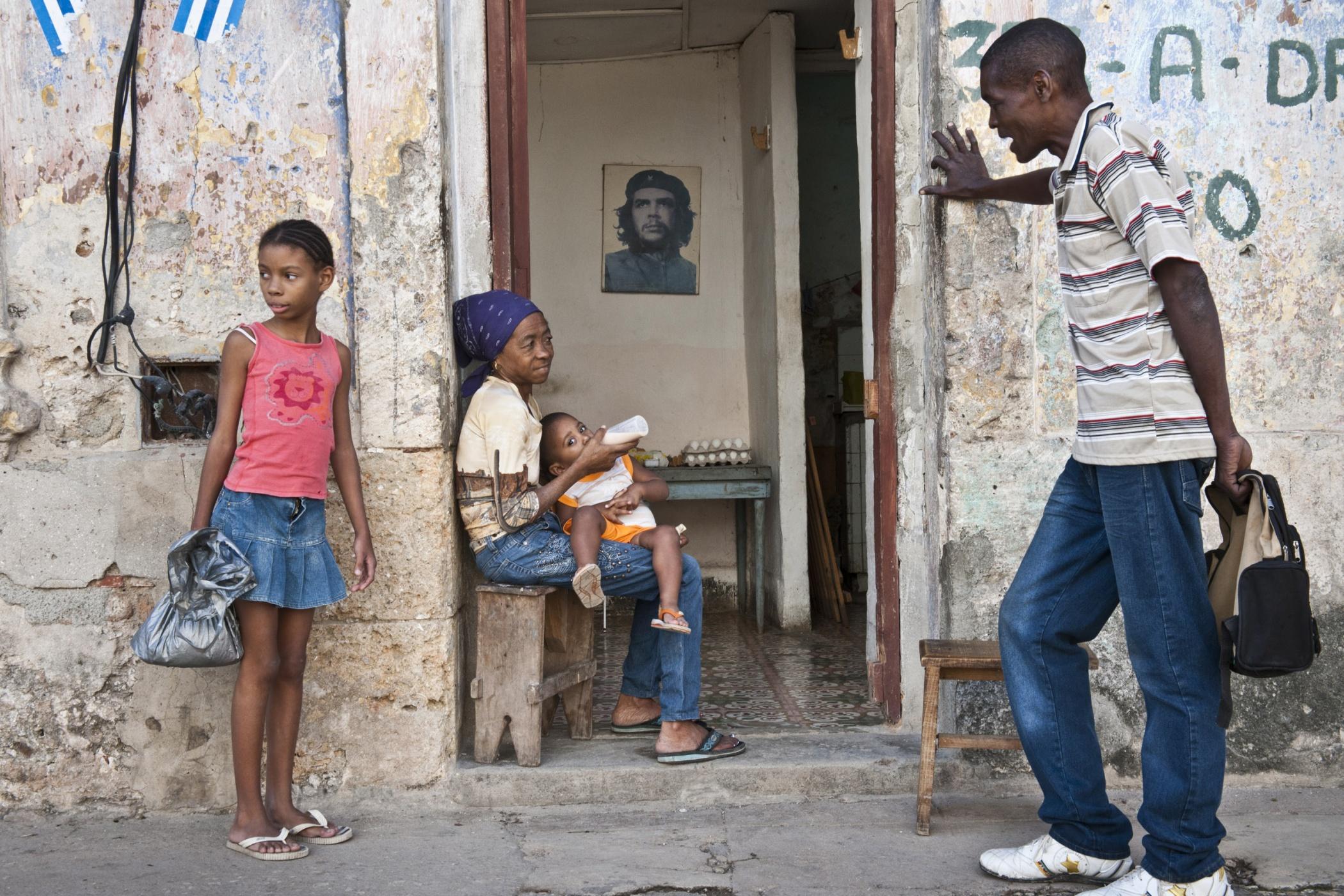Habana 02 - Prints 2. Ethnoland - Hector Garrido, Aerial and human photography