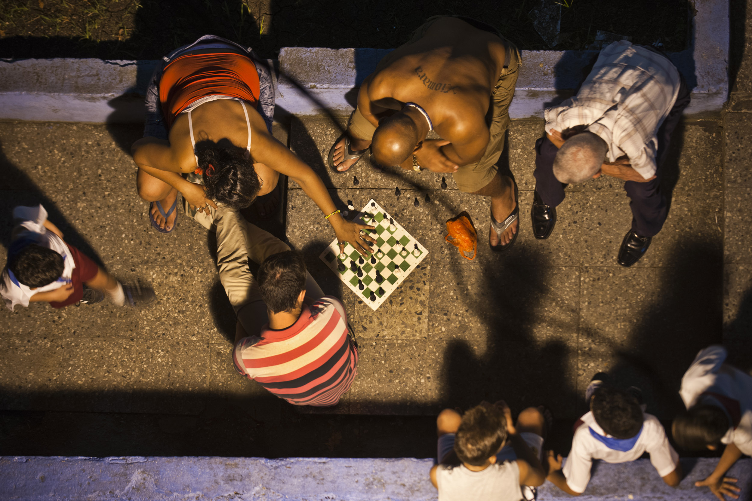 Habana 03 - Prints 2. Ethnoland - Hector Garrido, Aerial and human photography