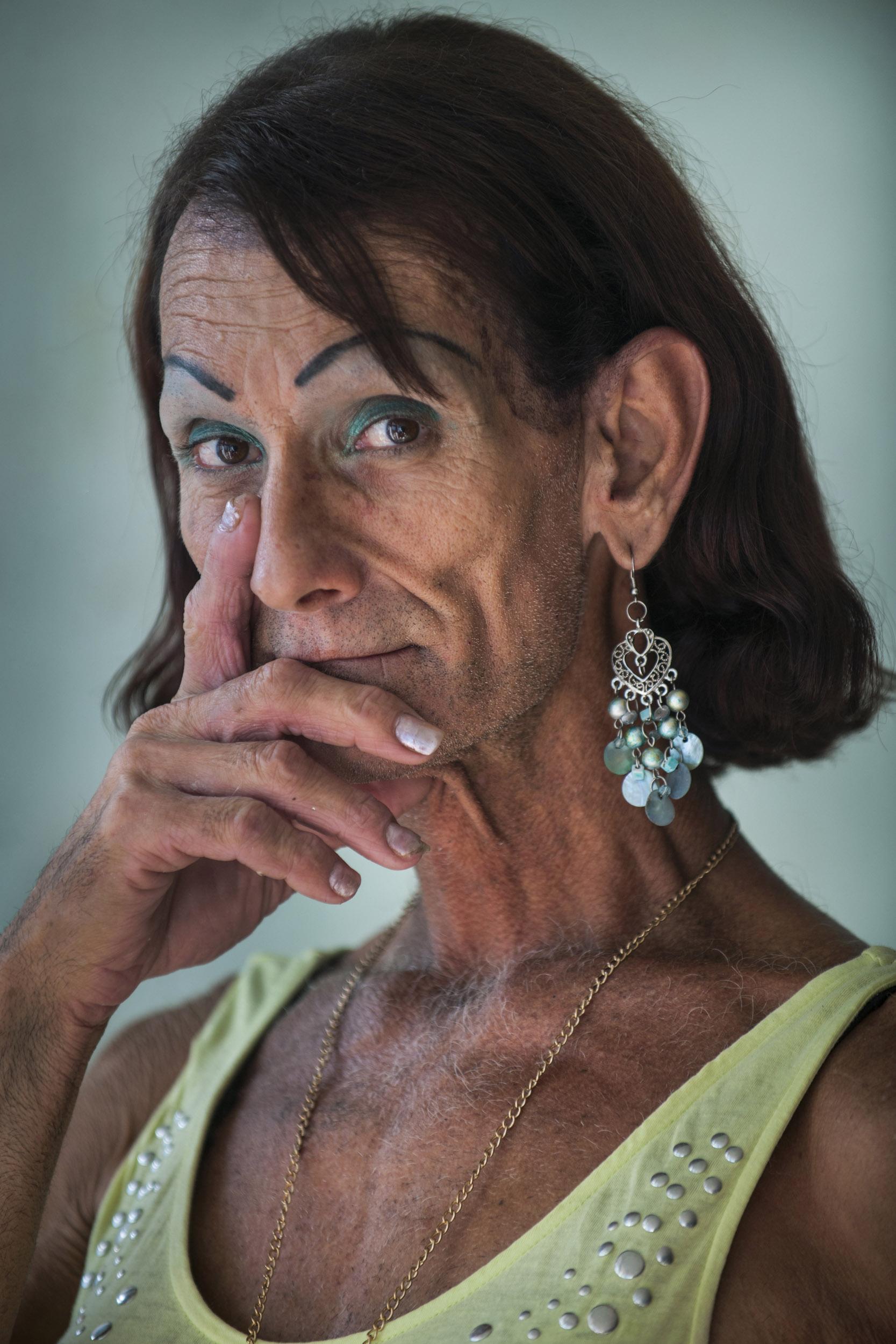 Malú, artist - Illuminated Cuba - Hector Garrido, Aerial and human photography
