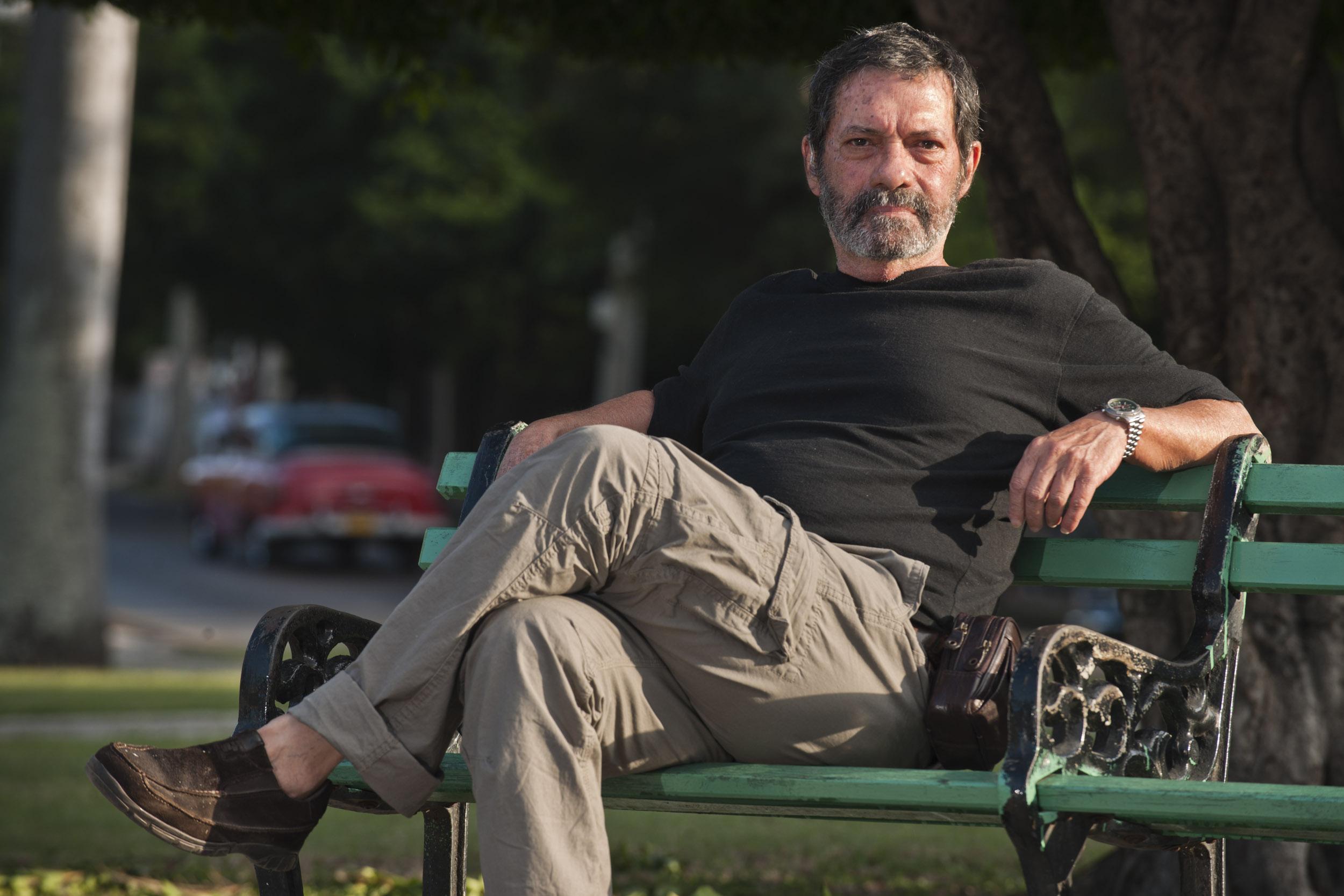 Juan Carlos Tabío, filmmaker - Illuminated Cuba - Hector Garrido, Aerial and human photography