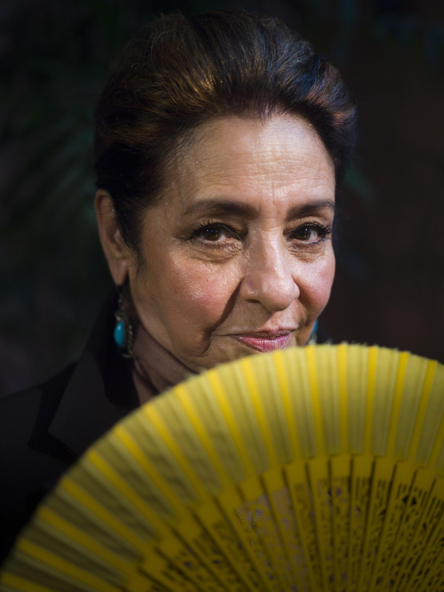 Daisy Granados, actress - Illuminated Cuba - Hector Garrido, Aerial and human photography