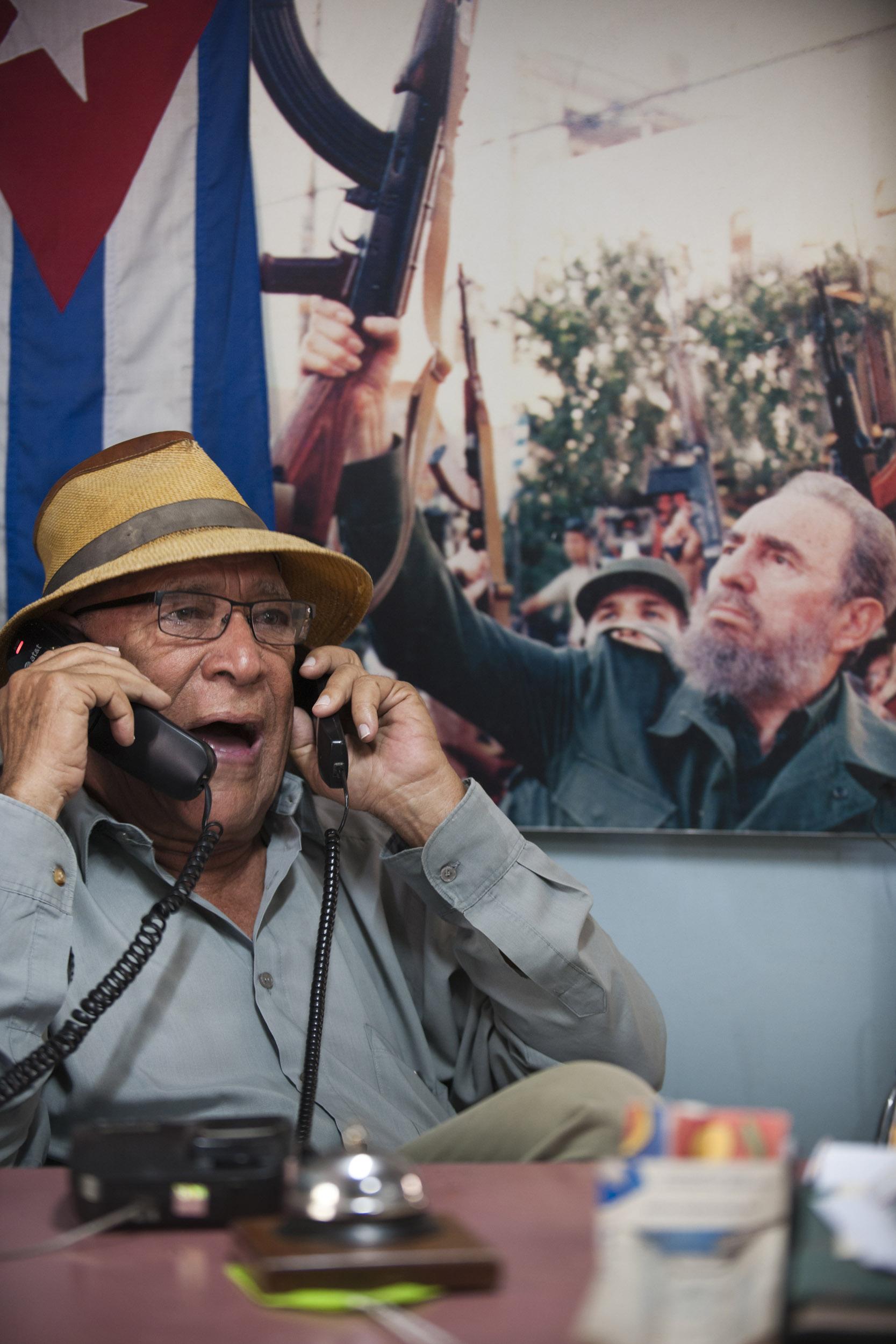 Miguel Ginarte, filmmaker - Illuminated Cuba - Hector Garrido, Aerial and human photography