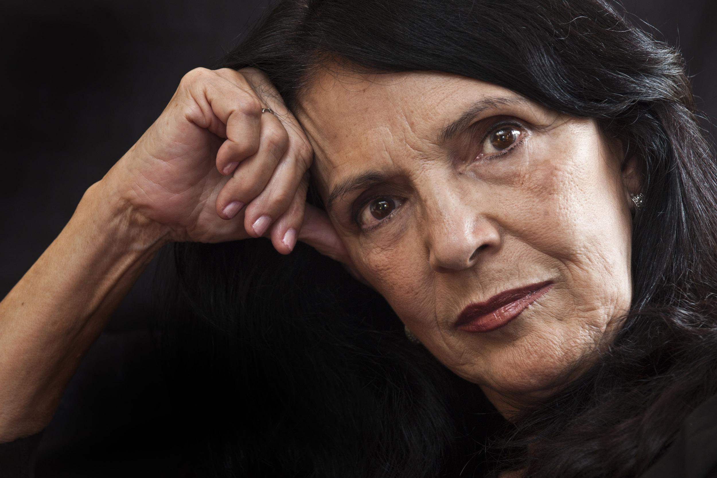 Eslinda Núñez, actress - Illuminated Cuba - Hector Garrido, Aerial and human photography