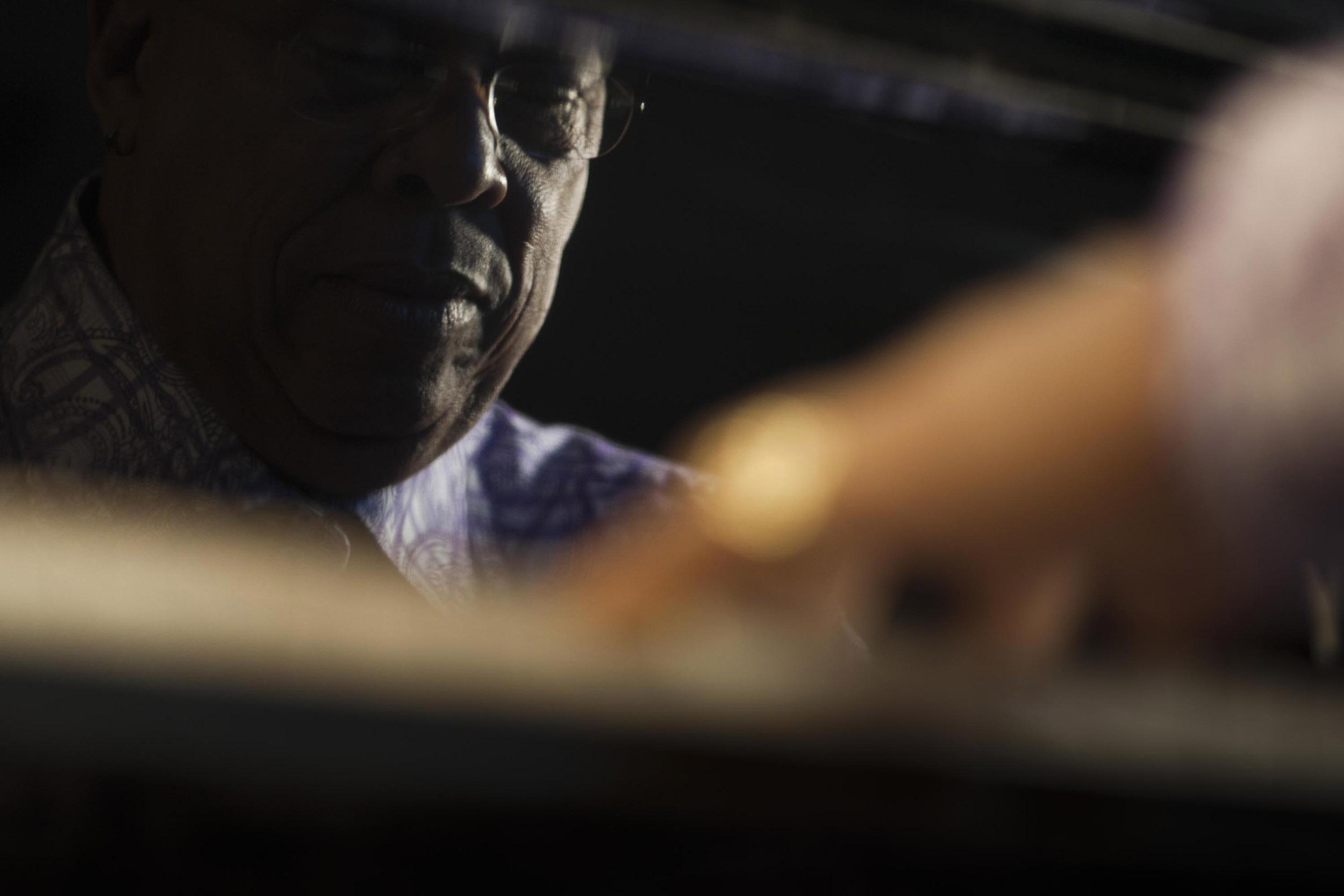 Chucho Valdés, musician - Illuminated Cuba - Hector Garrido, Aerial and human photography
