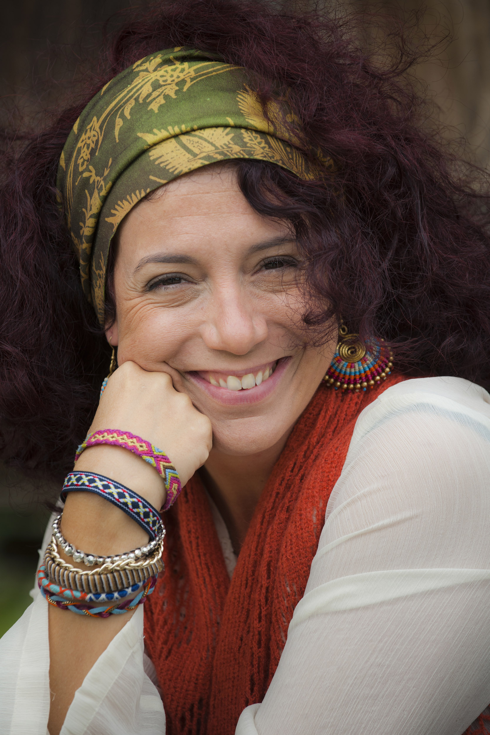 Laura de la Uz, actress - Illuminated Cuba - Hector Garrido, Aerial and human photography