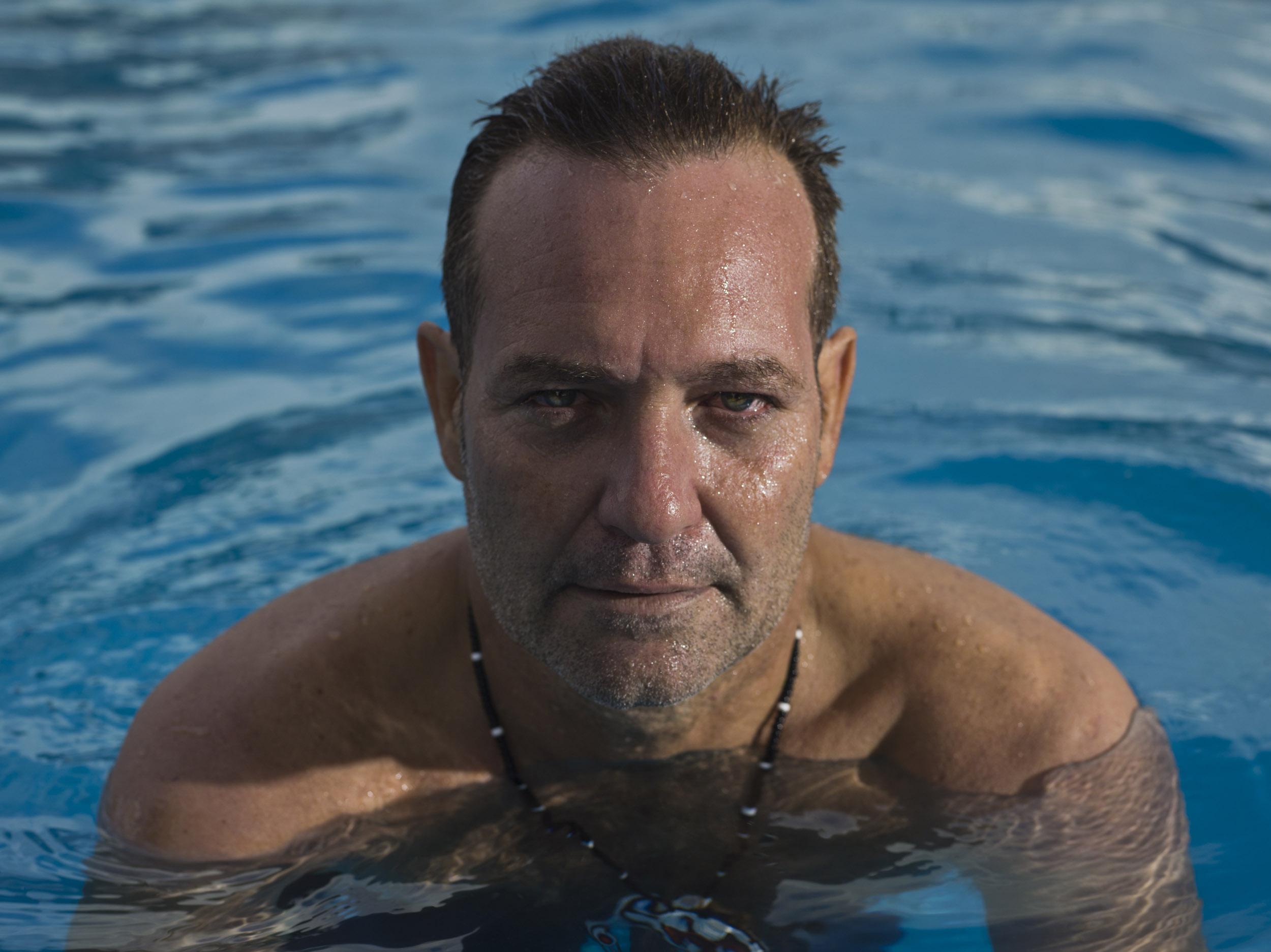 Jorge Perugorría, actor - Illuminated Cuba - Hector Garrido, Aerial and human photography