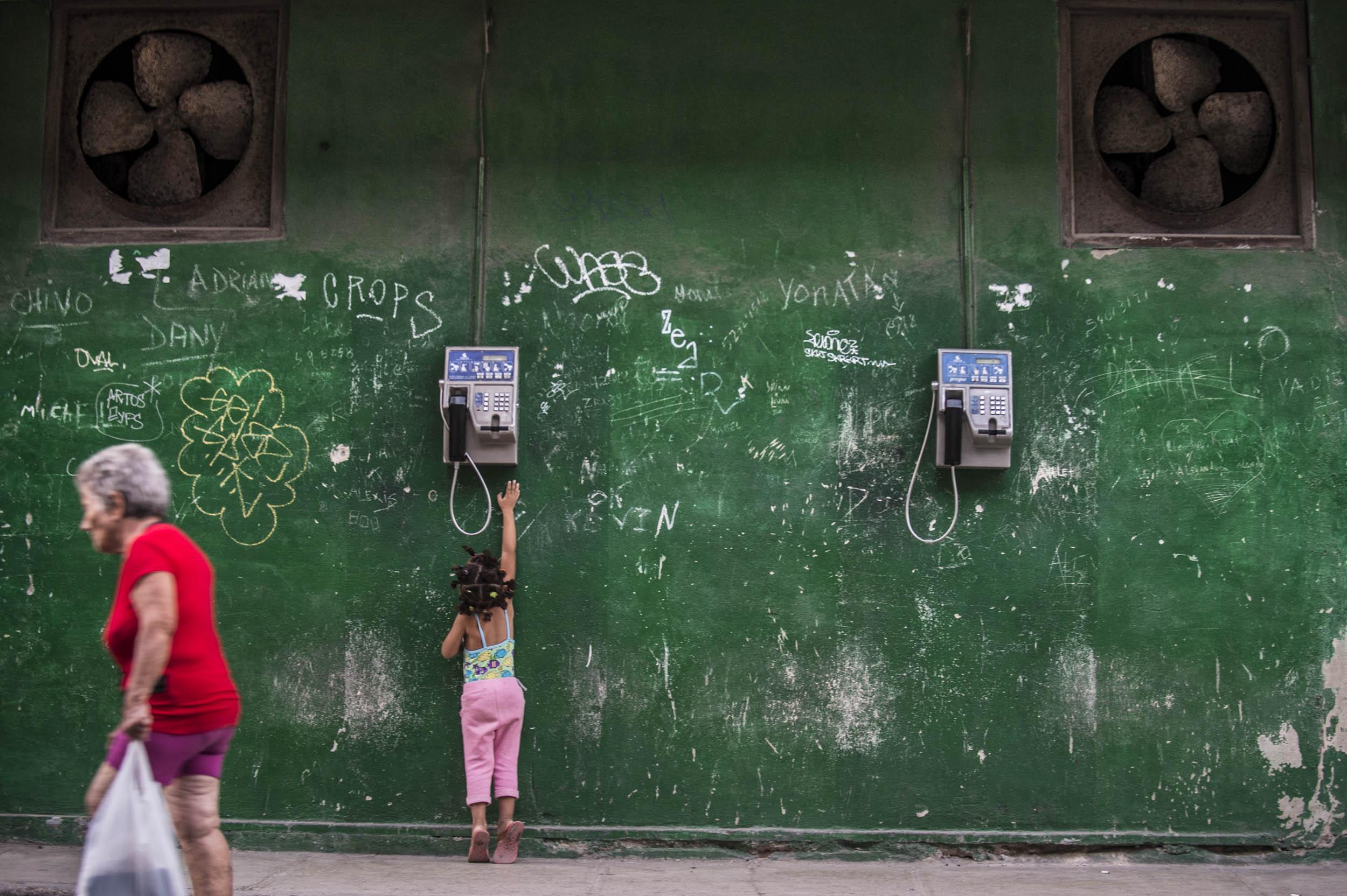 Llamar - Cuba - Hector Garrido, Aerial and human photography